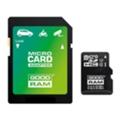 GoodRAM 64 GB microSDXC UHS-I U3 + SD Adapter M3AA-0640R11-DD