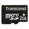 Transcend 2 GB microSD without adapter TS2GUSDC