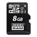 GoodRAM 8 GB microSDHC class 10 UHS-I + SD Adapter M1AA-0080R11