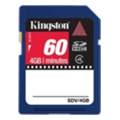 Kingston 4 GB SDHC Class 4 Video