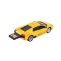 Autodrive 4 GB Lamborghini Murcielago Yellow