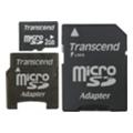 Transcend 2 GB microSD + mini