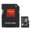 Strontium 32 GB microSDHC Class 10 + SD adapter SR32GTFC10A