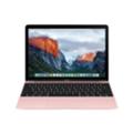 """Apple MacBook 12"""" Rose Gold (Z0TE0002C) 2016"""