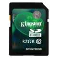 Kingston 32 GB SDHC Class 10 Video