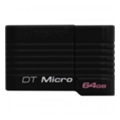 Kingston 64 GB DataTraveler Micro Black DTMCK/64GB