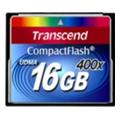 Transcend 16 GB 400X CompactFlash Card TS16GCF400