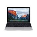 """Apple MacBook 12"""" Space Grey (Z0SL0001N) 2016"""