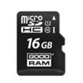 GoodRAM 16 GB microSDHC class 10 UHS-I + SD Adapter M1AA-0160R11
