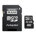 GoodRAM 32 GB microSDHC class 4 + SD Adapter M40A-0320R11