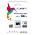A-data 32 GB microSDHC UHS-I + SD adapter