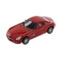 Autodrive 8 GB Mercedes Benz AMG SLS Red