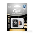 TEAM 128 GB microSDXC UHS-I + SD Adapter TUSDX128GUHS03