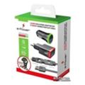 e-Power Универсальный зарядный комплект 3 в 1 + кабель Smart 2 USB 2.1 A (EP822CHS)