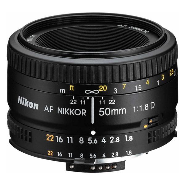 Nikon nikkor 50mm 1.8 d 3