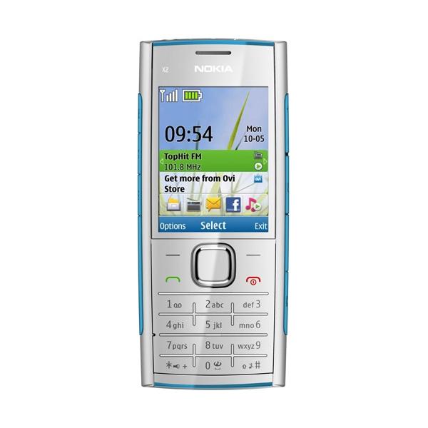 Nokia X2 Nokia logo