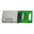 Verico 16 GB Hybrid Mini Green