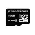Silicon Power 16 GB microSDHC Class 6