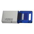 Verico 16 GB Hybrid Mini Blue