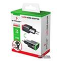e-Power Сетевой адаптер 1 USB + holder 2.1 A (EP402HA)