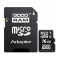 GoodRAM 16 GB microSDHC class 4 + SD Adapter M40A-0160R11