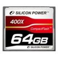 Silicon Power 64 GB 400x Professional CF Card