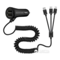 Promate Charger-Trio Black (charger-trio.black)