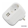 DIGITUS Ednet Dual USB Power Adapter (31804)