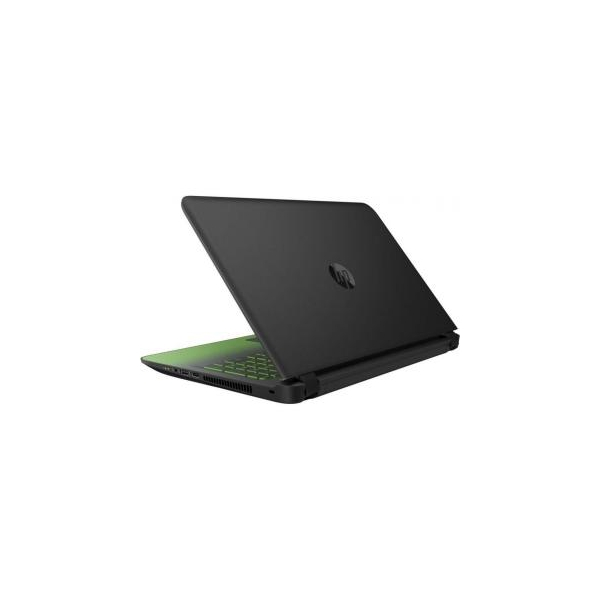 HP Pavilion Gaming 15-ak199ur (P3M10EA) Black