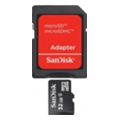 SanDisk 32 GB microSDHC Class 4 + SD adapter SDSDQM-032G-B35A