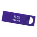 Toshiba 8 GB Enshu Purple/Blue THNU08ENSPURP