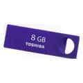 Toshiba 8 GB Enshu Purple/Blue THNU08ENSPURP