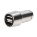 DIGITUS Ednet Hammer USB Charger metallic (84120)