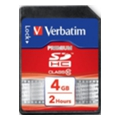 Verbatim 4 GB SDHC class 10 (43960)