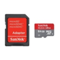 SanDisk 64 GB microSDXC Mobile Ultra + SD adapter (SDSDQUA-064G-U46A)