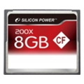 Silicon Power 8 GB 200x Professional CF Card