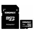 Kingmax 32 GB microSDHC Class 6 + SD Adapter KM32GMCSDHC61A