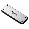Apacer 32 GB AH328 Silver AP32GAH328S-1