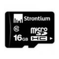 Strontium 16 GB microSDHC Class 10 SR16GTFC10R