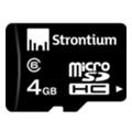 Strontium 4 GB microSDHC Class 6 SR4GTFC6R