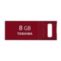 Toshiba 8 GB Suruga Red
