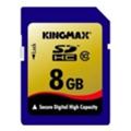 Kingmax 8 GB SDHC Class 10 KM08GSDHC10