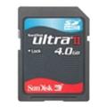 SanDisk SDHC Ultra II 4Gb