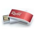 Verico 4 GB Rotor Clip Red