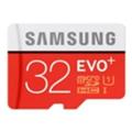 Samsung 32 GB microSDHC Class 10 UHS-I EVO Plus + SD Adapter MB-MC32DA