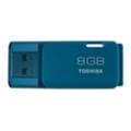 Toshiba 8 GB Hayabusa Aqua
