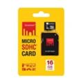 Strontium 16 GB microSDHC Class 10 + SD adapter SR16GTFC10A