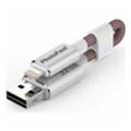 PhotoFast 32 GB MemoriesCable GEN3 USB/Lightning Silver (MCG3U3R32GB)