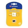 Verbatim 2 GB microSD (44001)