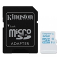 Kingston 32 GB microSDHC class 10 UHS-I U3 + SD Adapter SDCAC/32GB
